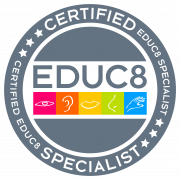 EDUC8 Certified Partner logo